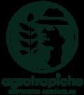 Logotipo oficial de agrotrapiche, empresa de fertilizantes líquidos afincada en Málaga.