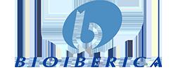 Logotipo de bioiberica, distribuidor oficial de Agrotrapiche.