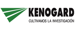 Logotipo de kenogard, distribuidor oficial de Agrotrapiche.