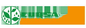 Logotipo de luqsa, distribuidor oficial de Agrotrapiche.
